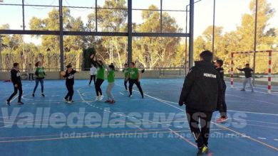 Photo of #Aspe: Quinto y Sexto de Primaria inician la fase de Balonmano de los Juegos Escolares