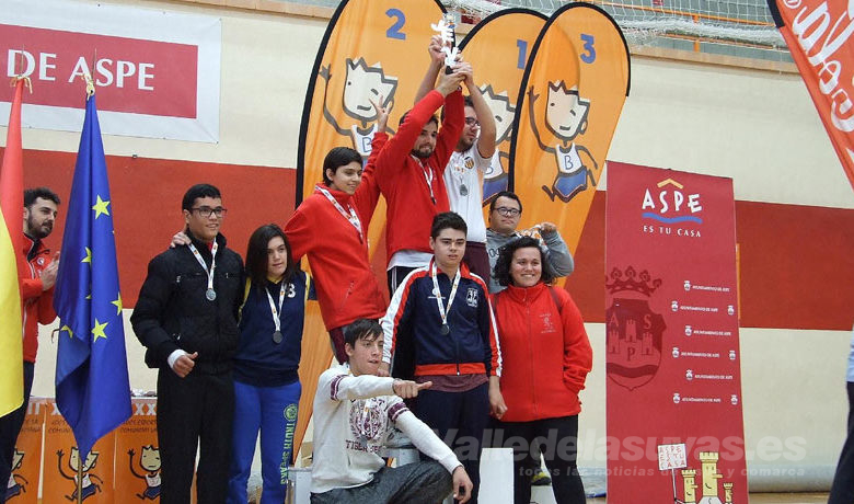 Photo of #Aspe acoge de nuevo los Juegos Adaptados de la Comunidad Valenciana