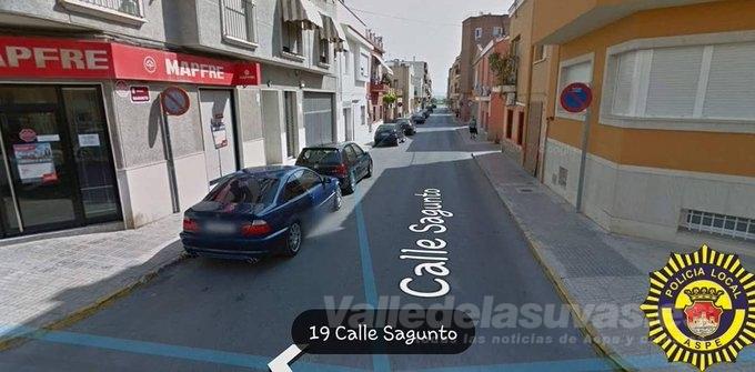 Calle Sagunto Aspe