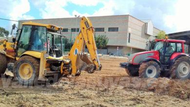 Photo of #Aspe: Deportes habilita una nueva zona de aparcamiento junto en el Pabellón Deportivo
