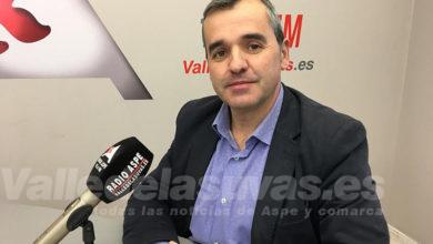 """Photo of #Aspe: Antonio Puerto: """"Las sanciones que se quitaron en 2018 fueron del periodo de información de la Zona Azul"""""""