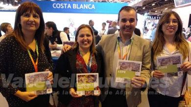 Photo of #Aspe promocionará en FITUR sus panettones y el Congreso de Peñas del Athletic Club de Bilbao