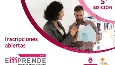 Photo of #Aspe: Abren las inscripciones de la 5ª edición del programa Aspe Emprende
