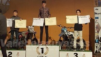 Photo of #Aspe: Bruno Puerto, campeón de motociclismo de la Comunidad Valenciana