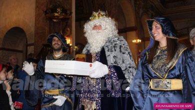 Photo of #Aspe: La Cabalgata de Reyes superará los 5.000 regalos