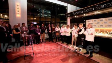 Photo of #Diputación: La Costa Blanca muestra en FITUR una degustación de cocineras con Estrella Michelín