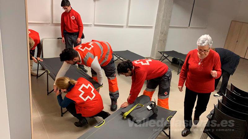 Albergue Cruz Roja