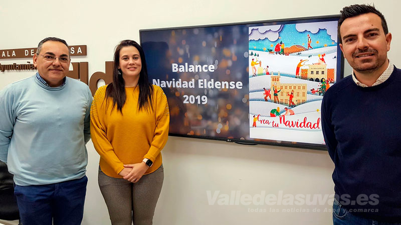 Navidad Elda 2019
