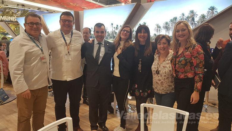 Photo of #Aspe presenta la riqueza de su pastelería en FITUR