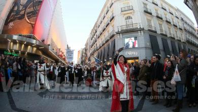 Photo of #Diputación: Una hoguera de 9 metros en el centro de Madrid para atraer al turista nacional