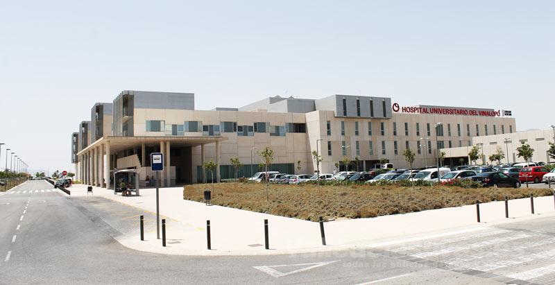 Fachada Hospital del Vinalopó