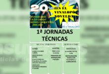 Photo of #Novelda: El IES El Vinalopó organiza las 'Primeras jornadas técnicas de carrocería'