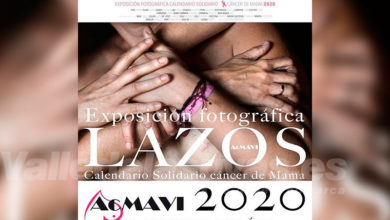 Photo of #Elda: Los Salones Princesa acogen la exposición del calendario solidario de Acmavi