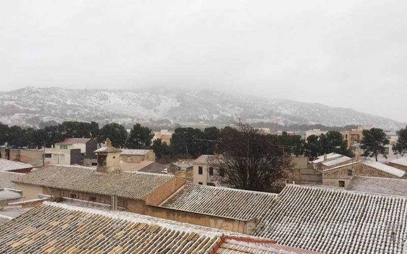 Nieve Pinoso