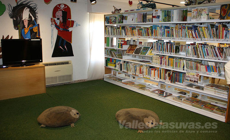 Biblioteca Pública Novelda