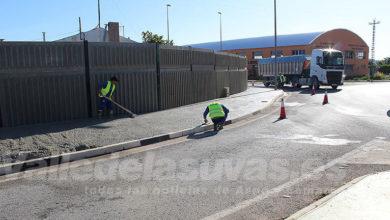 Photo of #Novelda: Conselleria inicia la conexión del carril bici de la Ronda Sur con la Avenida Reyes Católicos