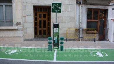 Photo of #Novelda: Instalan la primera estación de recarga de vehículos eléctricos con una subvención del IVACE