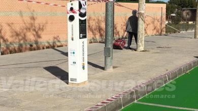 Photo of #Aspe: Instalan un punto de recarga de coches eléctricos en la avenida de Orihuela