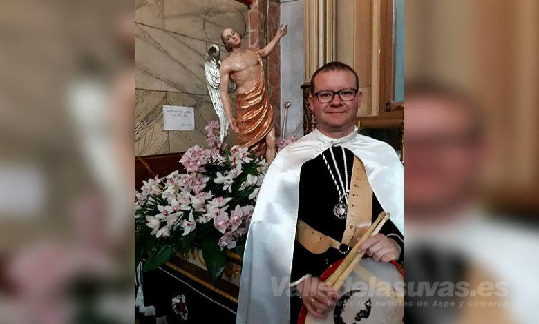 Photo of #Aspe: Sergio Puerto será el pregonero de la Semana Santa 2020