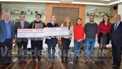 Photo of #Aspe: Grupo Soledad dona 5.100 euros a MACMA de Aspe y AFAE Elche