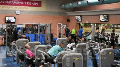 Photo of #Aspe: Cinco mil personas comienzan el año practicando deporte en las instalaciones municipales