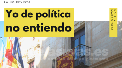 "Photo of #Aspe en Común presenta la 'No Revista' ""Yo de política no entiendo"""