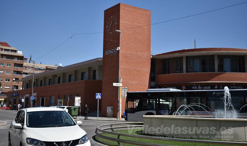 Estación autobuses Petrer