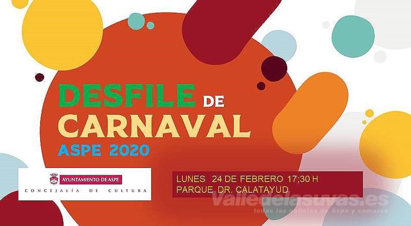 Carnaval Aspe 2020