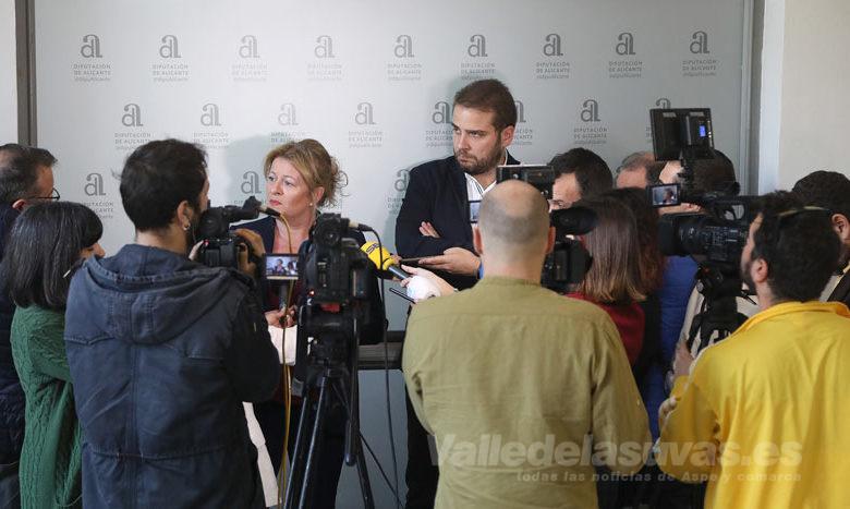 """Photo of #Diputación: Ana Serna: """"El recorte del trasvase Tajo-Segura afectaría al abastecimiento de un millón de personas en la provincia"""""""