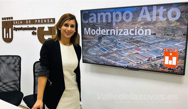Campo Alto Elda