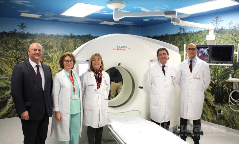 Photo of #Comarca: El Hospital del Vinalopó invierte 1,2 millones de euros en un nuevo TAC