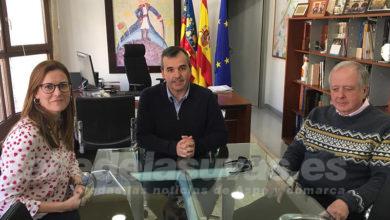 Photo of #Aspe: El pregonero 2020, José Bolorinos, visita el Ayuntamiento