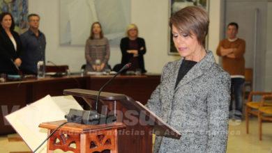 Photo of #Novelda: Lourdes Abad toma posesión de su acta de concejal