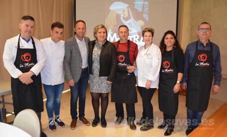 Photo of #Pinoso: La chef Cristina Figueira amadrina la XX Mostra de la Cuina del Pinós