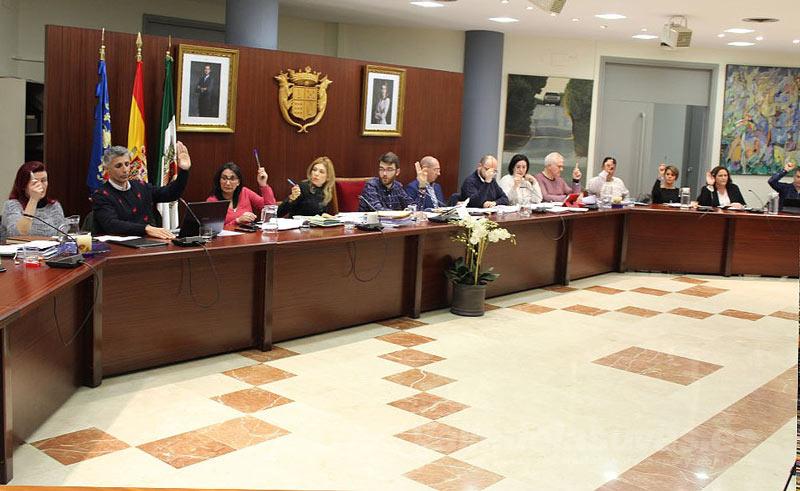 Pleno Municipal Novelda