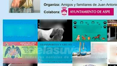 Photo of #Aspe: Podemos denuncia simbología franquista en un acto que cuenta con colaboración del Ayuntamiento