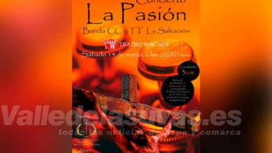 """Photo of #Aspe: La banda La Salvación ofrece el concierto """"La Pasión"""""""