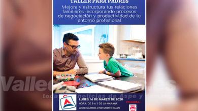 Photo of #Aspe: Los comerciantes organizan un Taller para Padres