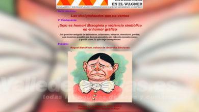 Photo of #Aspe: Los Encuentros en el Wagner ofrecen una conferencia sobre el machismo en el humor