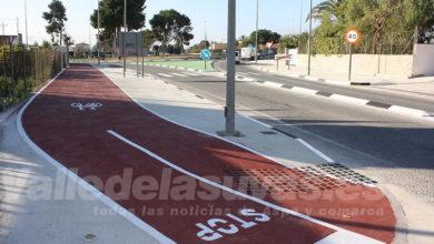 Photo of #Novelda: Finalizan los trabajos de conexión del carril bici de la Ronda Sur
