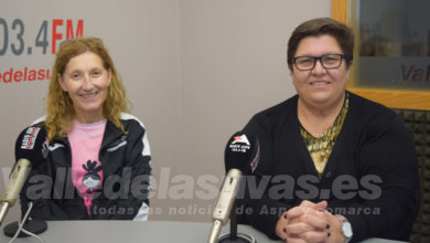 """Photo of #Aspe: Paqui Calatayud: """"Las mujeres de MACMA nos tenemos que cuidar un poco más por el coronavirus"""""""