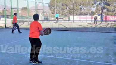Photo of #Aspe celebra un nuevo torneo del Circuito de Menores de pádel