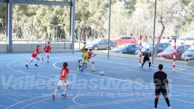 Photo of #Aspe: La Pista Cubierta acoge la Supercopa de Fútbol Sala de los juegos escolares