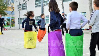 Photo of #Aspe: Renuevan el material deportivo de los colegios