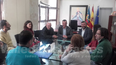 Photo of #Aspe La recuperación de servicios públicos, ejemplo para otros municipios