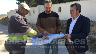 Photo of #Aspe: Inician la reparación de 35 caminos rurales