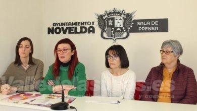 Photo of #Novelda: Amplio programa de actividades para conmemorar el Día Internacional de la Mujer
