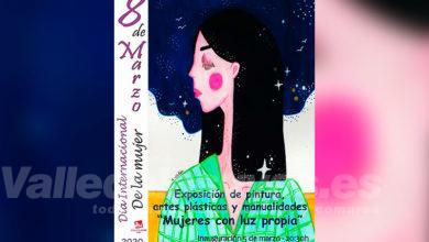 Photo of #Aspe: La exposición 'Mujeres con luz propia' puede visitarse de martes a viernes