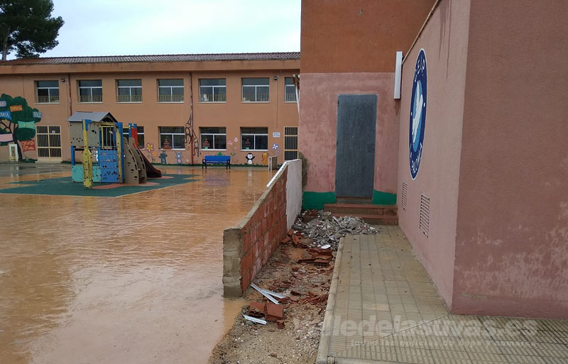 Mejoras colegios Aspe