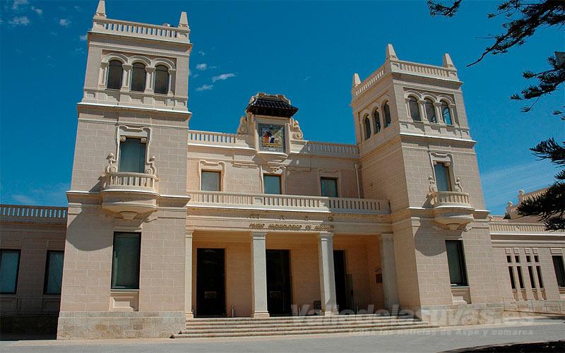 Museo Arqueológico de Novelda